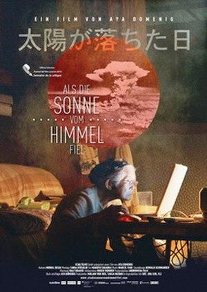 Als die Sonne vom Himmel fiel - Movie poster in Switzerland