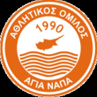 Ayia Napa FC - Image: Ayia Napa FC