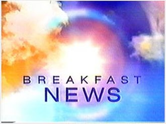 Breakfast News - BBC Breakfast News final Logo, from June 1997 to September 2000