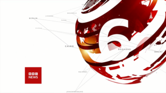 BBC News at Six - Current programme titles