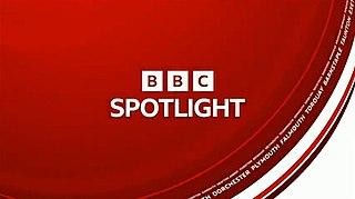 <i>Spotlight</i> (BBC News) BBCs regional news programme for the southwest of England
