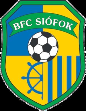 BFC Siófok - Logo