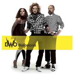 Barcelona (BWO song) - Image: BWO Barcelona