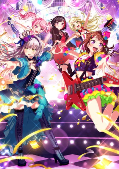 Picture of a game: Bang Dream! Girls Band Party