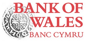 Bank of Wales - Image: Bank of Wales logo