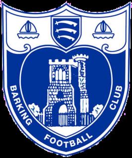 Barking F.C. Association football club in England