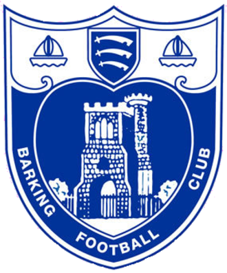 Barking F.C. - Image: Barking F.C. logo