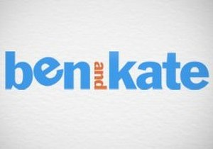Ben and Kate - Image: Ben&Kate promotional logo
