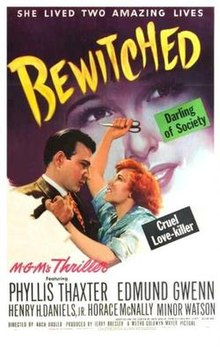 Image result for Bewitched 1945
