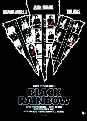 Black Rainbow - Image: Black Rainbow Poster