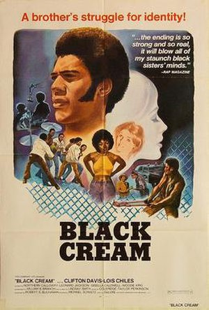 Together for Days - Poster bearing the re-release title Black Cream
