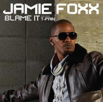 Jamie Foxx featuring T-Pain — Blame It (studio acapella)