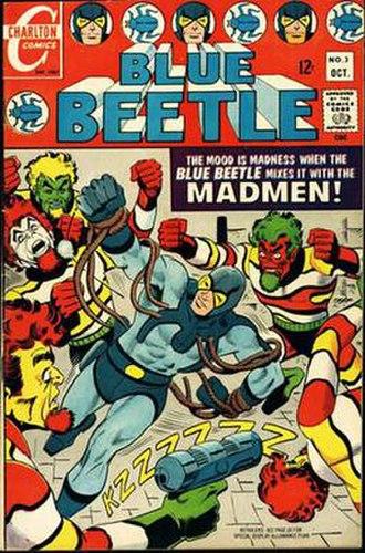 Ted Kord - Image: Blue Beetle 3