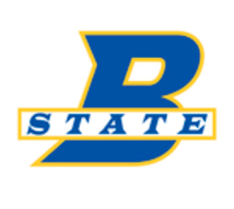 Bluefield State College - Official athletics logo.