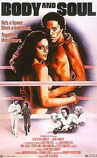 <i>Body and Soul</i> (1981 film) 1981 film by George Bowers
