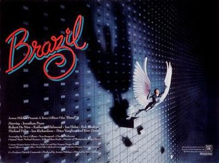 <i>Brazil</i> (1985 film) 1985 film directed by Terry Gilliam