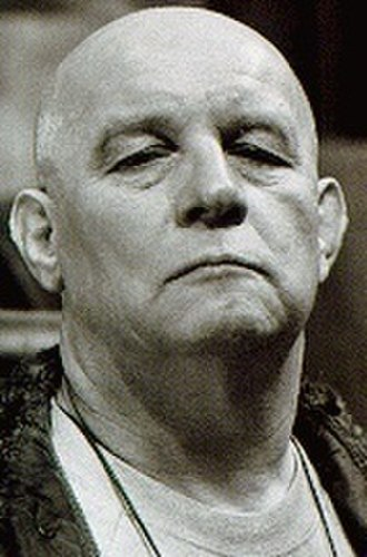 """Brian Glover - The film Alien 3 makes use of Glover's characteristic """"bald-headed, rough-looking"""" style for the role of """"Superintendent Andrews"""""""