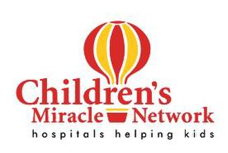 Children's Miracle Network Hospitals - Children's Miracle Network, founded 1983 with hot air balloon