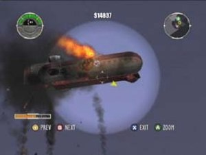 Crimson Skies: High Road to Revenge - Image: CS HR Zeppelin