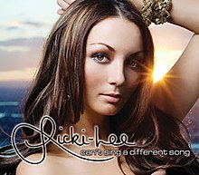 Ricki-Lee Coulter - Can't Sing a Different Song (studio acapella)