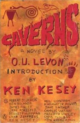 Caverns (novel) - First edition