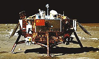 Change 3 lunar exploration mission operated by the China National Space Administration