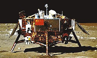Chinese space program - Chang'e 3 lander