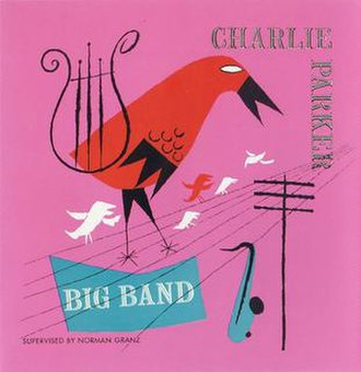 Big Band (Charlie Parker album) - Image: Charlie Parker Big Band Clef