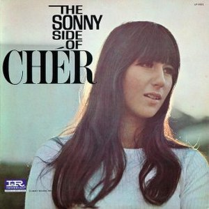 The Sonny Side of Cher album cover