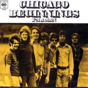 Beginnings (Chicago song) - Image: Chicago beginnings s