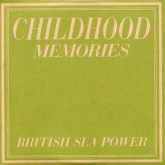 Childhood Memories (song) - Image: Childhoodmemories