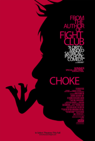 Choke (film) - Theatrical release poster