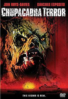 <i>Chupacabra: Dark Seas</i> 2005 television film