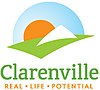 Official seal of Clarenville