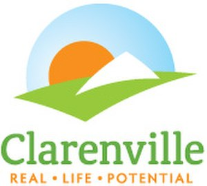Clarenville - Image: Clarenville NL logo