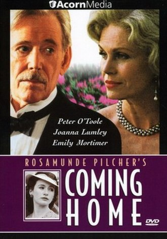 Coming Home (TV serial) - DVD cover