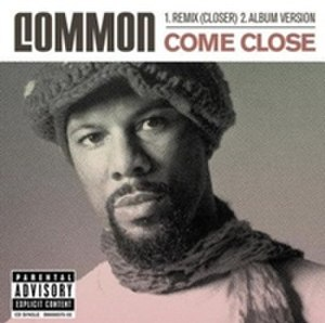 Come Close - Image: Common (artist) Come Close