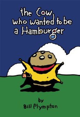 The Cow Who Wanted to Be a Hamburger - Image: Cowhamburger