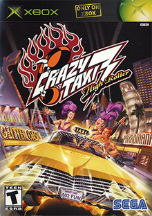 220px-Crazy_Taxi_3_-_High_Roller_Coverar