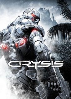 <i>Crysis</i> (video game) 2007 first-person shooter video game