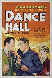 <i>Dance Hall</i> (1929 film) 1929 film directed by Melville Brown