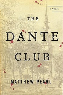 <i>The Dante Club</i> book