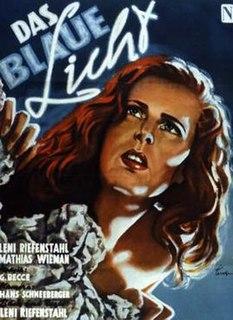 <i>The Blue Light</i> (1932 film) 1932 film