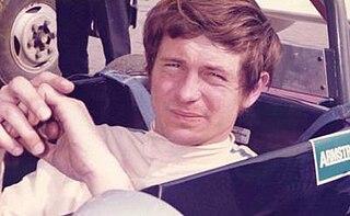 David Purley British racing driver