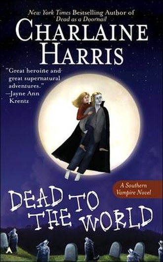 Dead to the World (novel) - Cover of Dead to the world