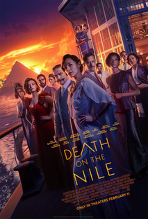 <i>Death on the Nile</i> (2022 film) Upcoming film directed by Kenneth Branagh