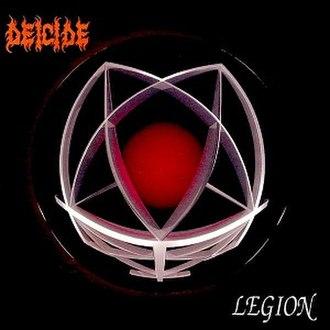 Legion (album) - Image: Deicidelegion