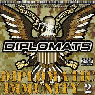 Diplomatic Immunity 2 - Image: Diplomatic Immunity 2