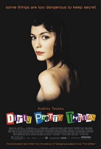 Dirty Pretty Things (film) - Promotional film poster