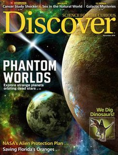 <i>Discover</i> (magazine) American general audience science magazine